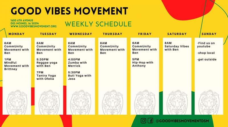 Movement Classes