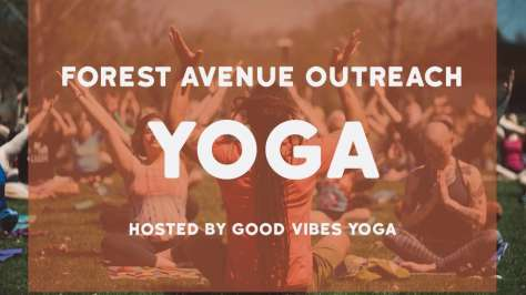 Forest Avenue Outreach Yoga