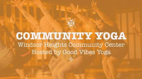 Good Vibes Community Yoga
