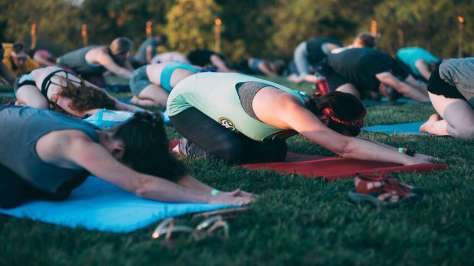 Yoga On The Farm Music Festival: Headlining PUBLIC PROPERTY